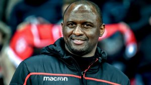 Vieira welcomes Wenger's Arsenal recommendation as he airs Premier League & Serie A ambition