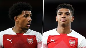 Arsenal open contract talks with teenagers John-Jules & Amaechi amid Bayern interest
