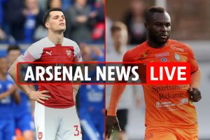 11pm Arsenal transfer news LIVE: Xhaka blasted by Frimpong, Grimaldo hope, Van de Beek battle with Spurs