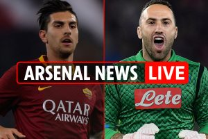 10pm Arsenal transfer news LIVE: Pellegrini targeted, Carrasco fee £25m, Brazil wonderkid hints at move