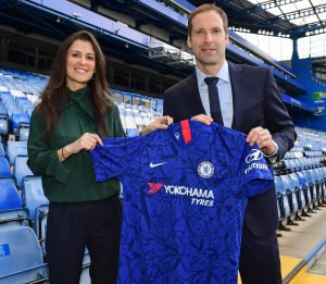 Chelsea fans welcome 'agent Cech' back from Arsenal with open arms as he returns as technical and performance advisor