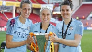 Jen Beattie: Arsenal Women sign Manchester City and Scotland defender