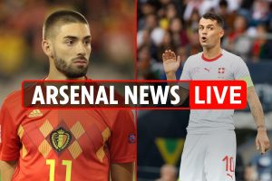 11pm Arsenal transfer news LIVE: Carrasco 'offer on the table', Xhaka to Inter, Gotze blow