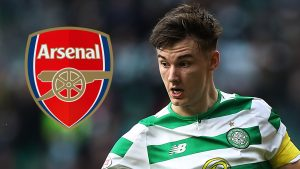 'Tierney is a lot better than Monreal' – Arsenal told Celtic defender can be 'a bargain'