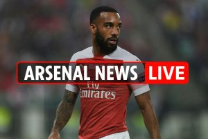 1pm Arsenal transfer news LIVE: Jose Antonio Reyes dies, Lacazette in Barcelona, Donny van de Beek wanted by Gunners