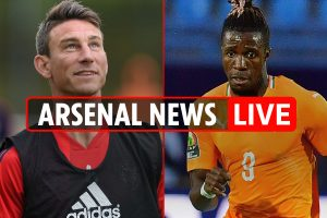11pm Arsenal transfer news LIVE: Koscielny agrees Ligue 1 terms, Zaha LATEST, Ceballos and Saliba close to moves