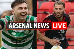 11pm Arsenal transfer news LIVE: Kolasinac and Ozil fine after attempted robbery, Tierney LATEST, Gunners lead Pepe race
