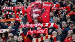 Liverpool, Arsenal, Tottenham and Chelsea fans get backing to demand Uefa final changes