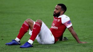 Lacazette: Arsenal should forget titles for a few seasons & aim for top four
