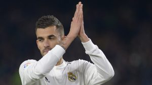 Ceballos says Arsenal loan move was inspired by 'idol' Reyes