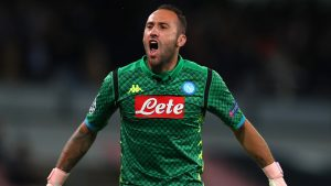 Arsenal goalkeeper Ospina seals €3.5m Napoli switch