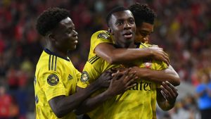 Everyday Eddie? Nketiah ready for a bigger role after leading Arsenal past Fiorentina