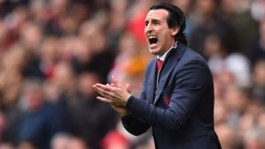 Emery urges patience in Arsenal transfer chase with no deals done for Tierney & Saliba