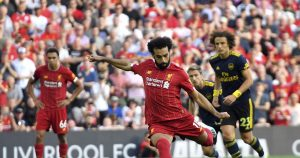 Liverpool outclasses Arsenal in 3-1 win, Salah scores 2