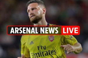 8pm Arsenal news LIVE: Mustafi to Roma, Monreal transfer LATEST, Ozil STAYING says agent
