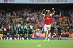 David Luiz opens up on exit talks with Frank Lampard before Arsenal transfer