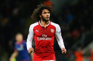 Arsenal flop Elneny joins Besiktas on loan with option for permanent transfer