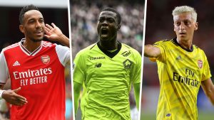 Pepe, Aubameyang, Ozil & Arsenal's 10 most expensive signings ever