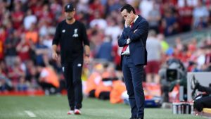 'Baffled' Arsenal legend Wright hits out at Emery's tactics in 3-1 Liverpool loss