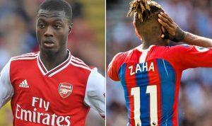 Why Arsenal signed Nicolas Pepe instead of Wilfried Zaha during summer transfer window
