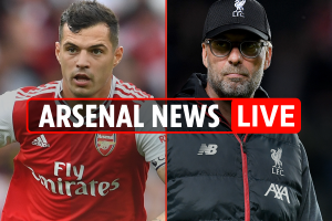 6.30am Arsenal news LIVE: Liverpool could be thrown out of Carabao Cup, Xhaka 'part of the problem', Aubameyang mocks Spurs