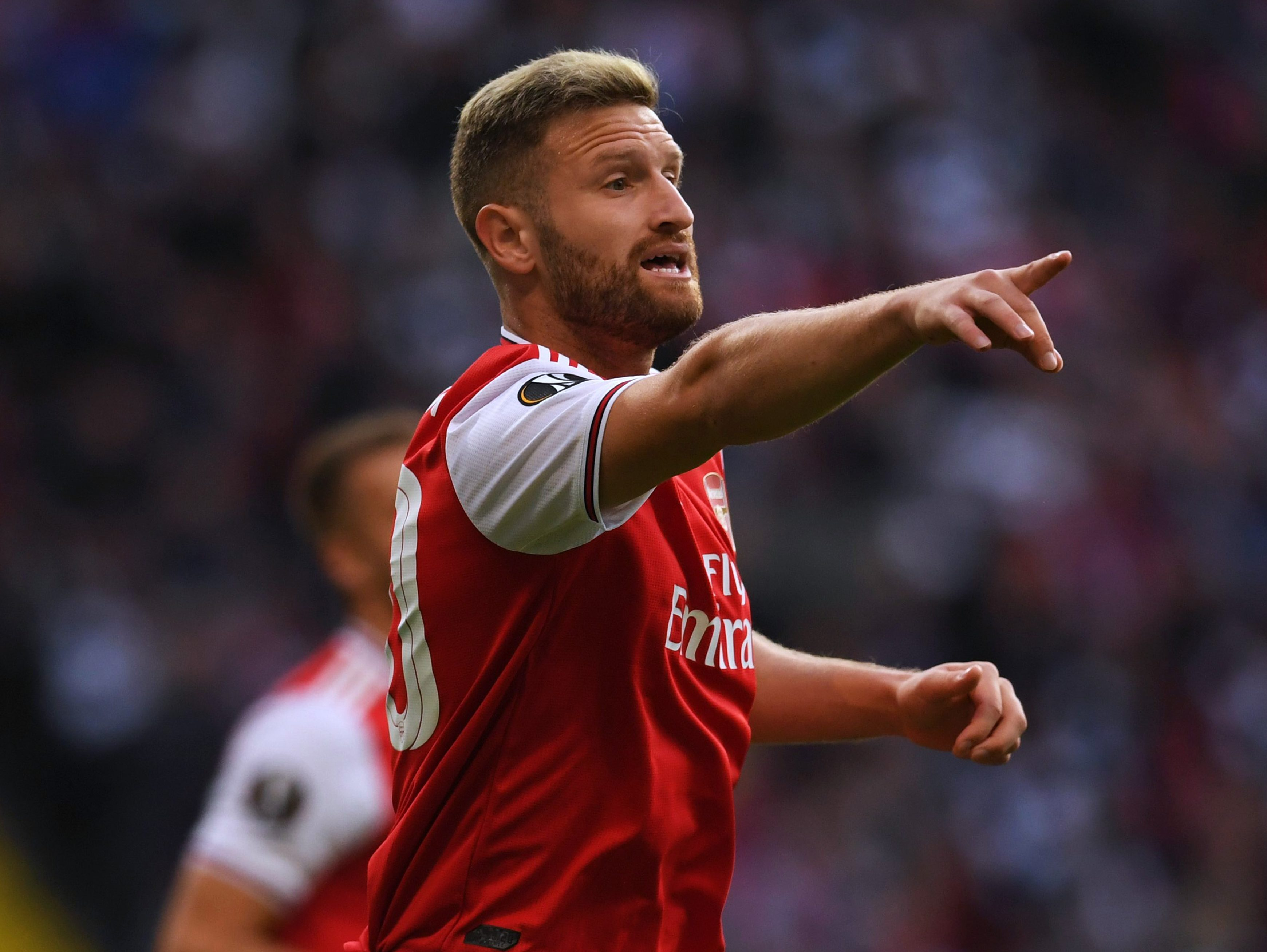 Shkodran Mustafi admitted he would consider leaving Arsenal but will not force through a move away