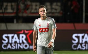Arsenal were snubbed in 'serious' transfer approach for Standard Liege defender Zinho Vanheusden