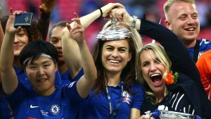 'Other clubs need to do more' – Chelsea, Man City and Arsenal leading progression charge in women's football, says Hayes