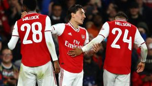 Bellerin in doubt to start for Arsenal against Manchester United