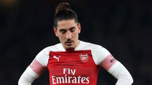 Bellerin makes injury comeback for Arsenal U23s against Wolves