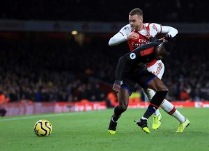Arsenal captain Xhaka enraged; Liverpool beats Tottenham