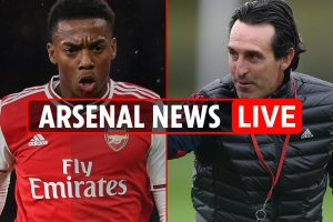 12pm Arsenal news LIVE: Bournemouth build-up, Wolves' Boly targeted, Willock is Ramsey's heir, Koscielny explains exit