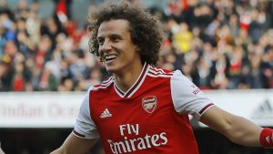 'That's what Arsenal means today' – David Luiz hails quality in the ranks of improving Gunners