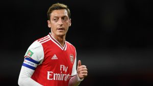 'Ozil is important for us' – Emery responds to Arsenal scapegoat claim