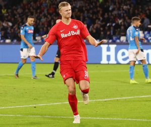 Erling Haaland and dad 'visited Arsenal training ground' as Gunners look to rival Man Utd and Bayern in £85m transfer