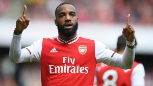 Lacazette insists Arsenal squad definitely still support Emery