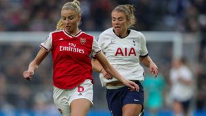 Record Women's Super League Crowd Sees Arsenal Win at Tottenham