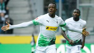 Pogba mixed with Kroos? Man Utd and Arsenal target Zakaria fuelling Gladbach's title tilt