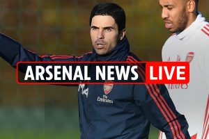6pm Arsenal transfer news LIVE: Xhaka agrees Hertha transfer, Bournemouth draw, Aubameyang scores in Arteta's first game