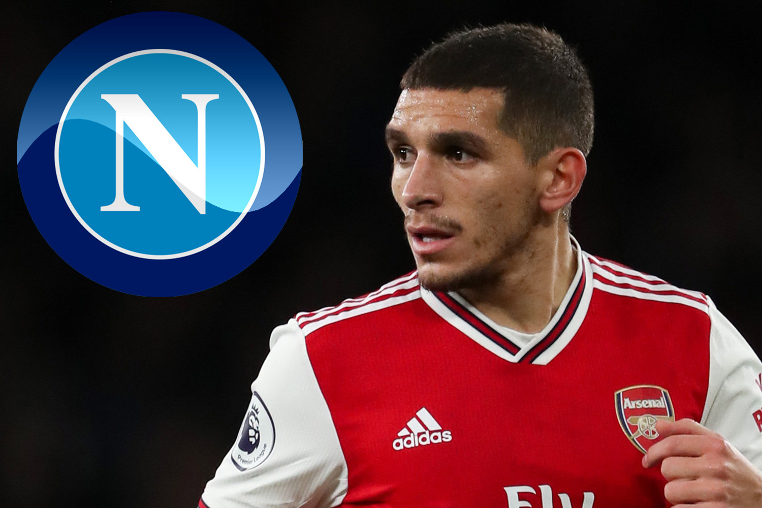 Torreira has played in just seven Premier League games this season
