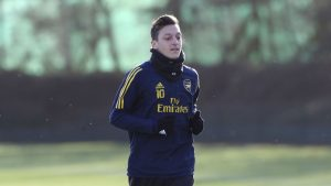 Ozil row sees Arsenal-Manchester City pulled from China state TV