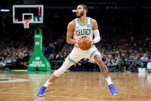 How Boston Celtics' Jayson Tatum added step-back 3-pointers to his arsenal, with some help from college athletes