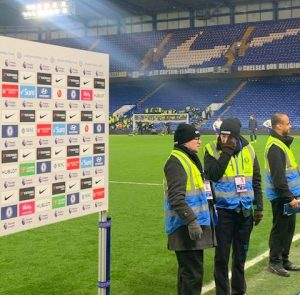 In the Mixed Zone: Chelsea v. Arsenal