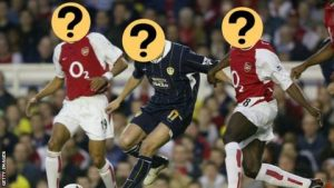 Arsenal v Leeds: Can you name the starting line-ups from 2004?