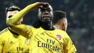 'There are encouraging signs of Arsenal under Arteta' – Nicolas Pepe