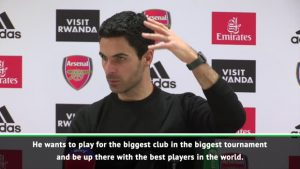 Aubameyang has suffered at Arsenal – Arteta