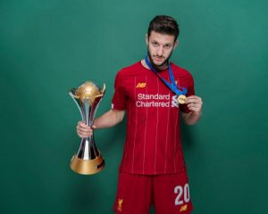 Arsenal consider move to sign Liverpool midfielder Adam Lallana on free transfer