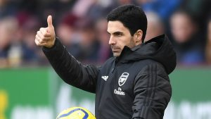 'Progress has been quicker than expected' – Arteta pleased with Arsenal growth despite lack of wins