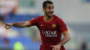 'Roma's football better for me than Arsenal under Emery' – Mkhitaryan enjoying life in Serie A