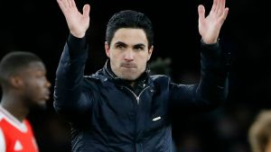 Arteta's Arsenal 'animals' can win the Premier League, says former Gunner Sagna